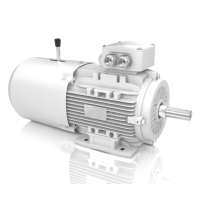 Low voltage motors in the past