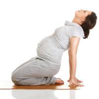 Cvičenie v tehotenstve s inštruktorom