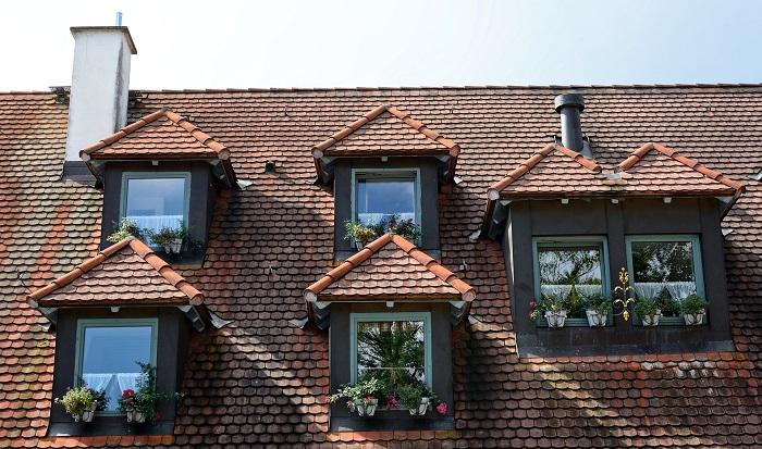 Strešné okná a ich umývanie